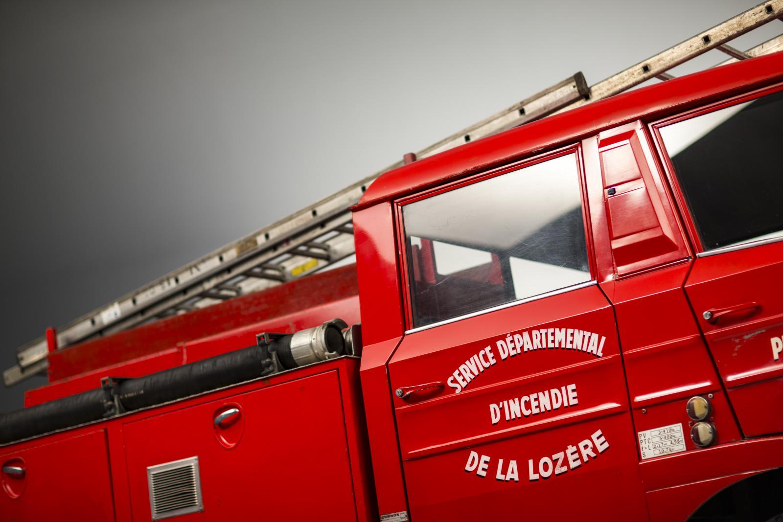 消防車「ベルフェゴール」