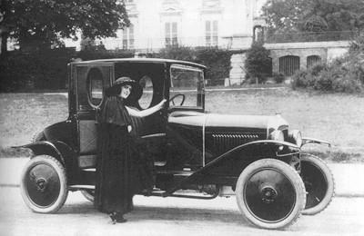 10 HP Type A Coupé Docteur 1919