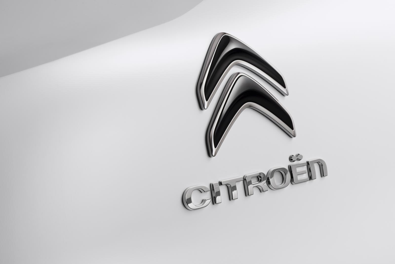 Nouvelle C3 - Logo Citroën
