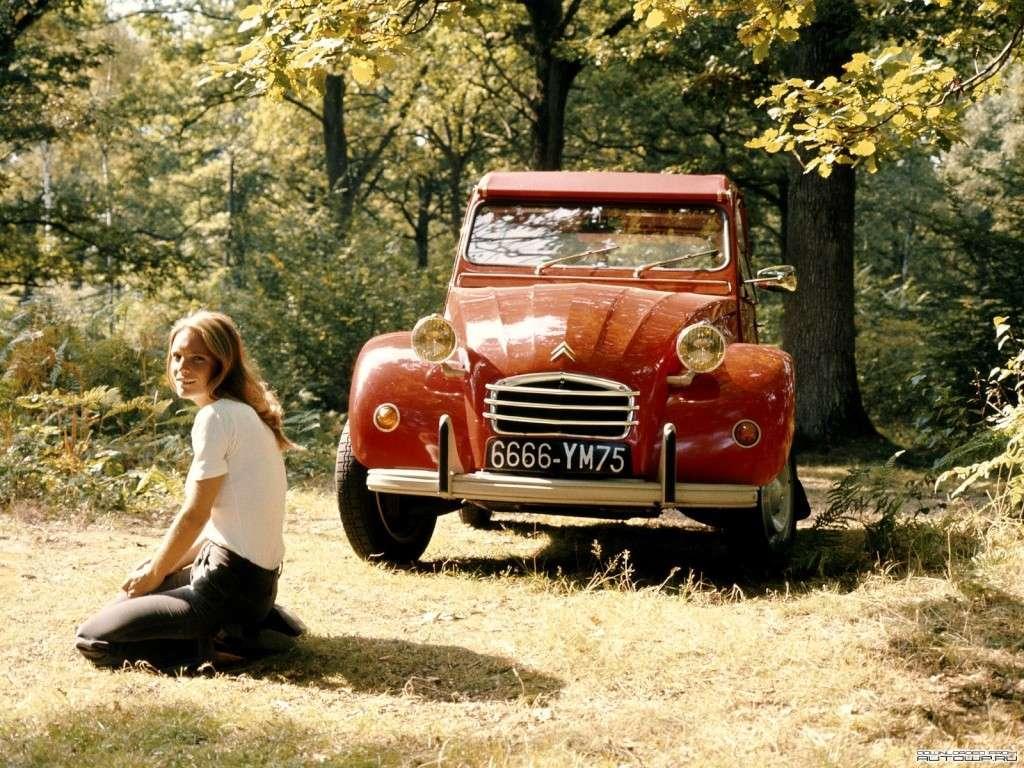 2CV6 1970