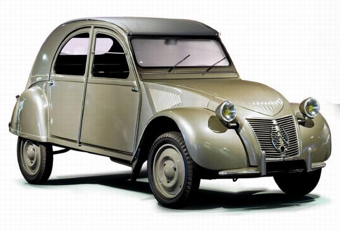 2CV A 1950
