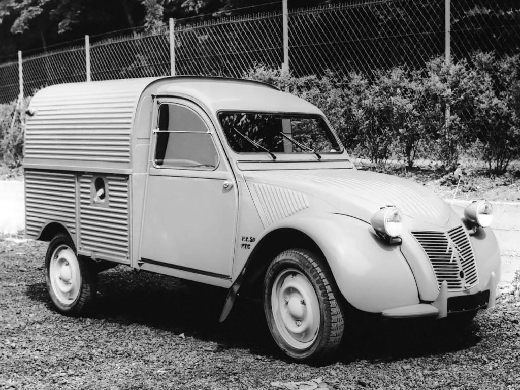 2CV AZU (Nouveau moteur)
