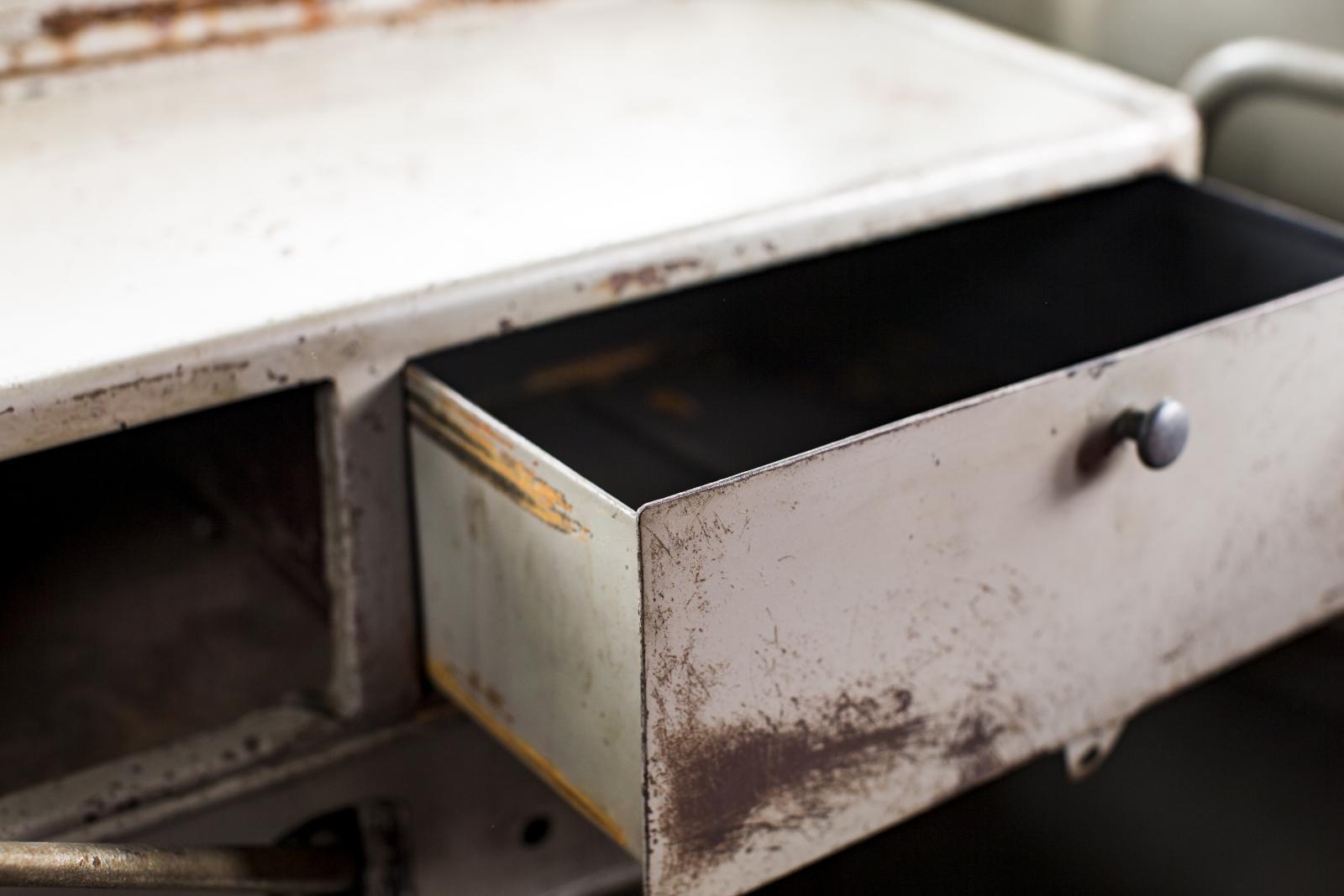 TUC tiroir avant