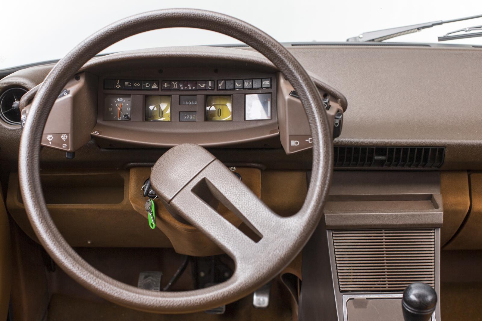 CX volant