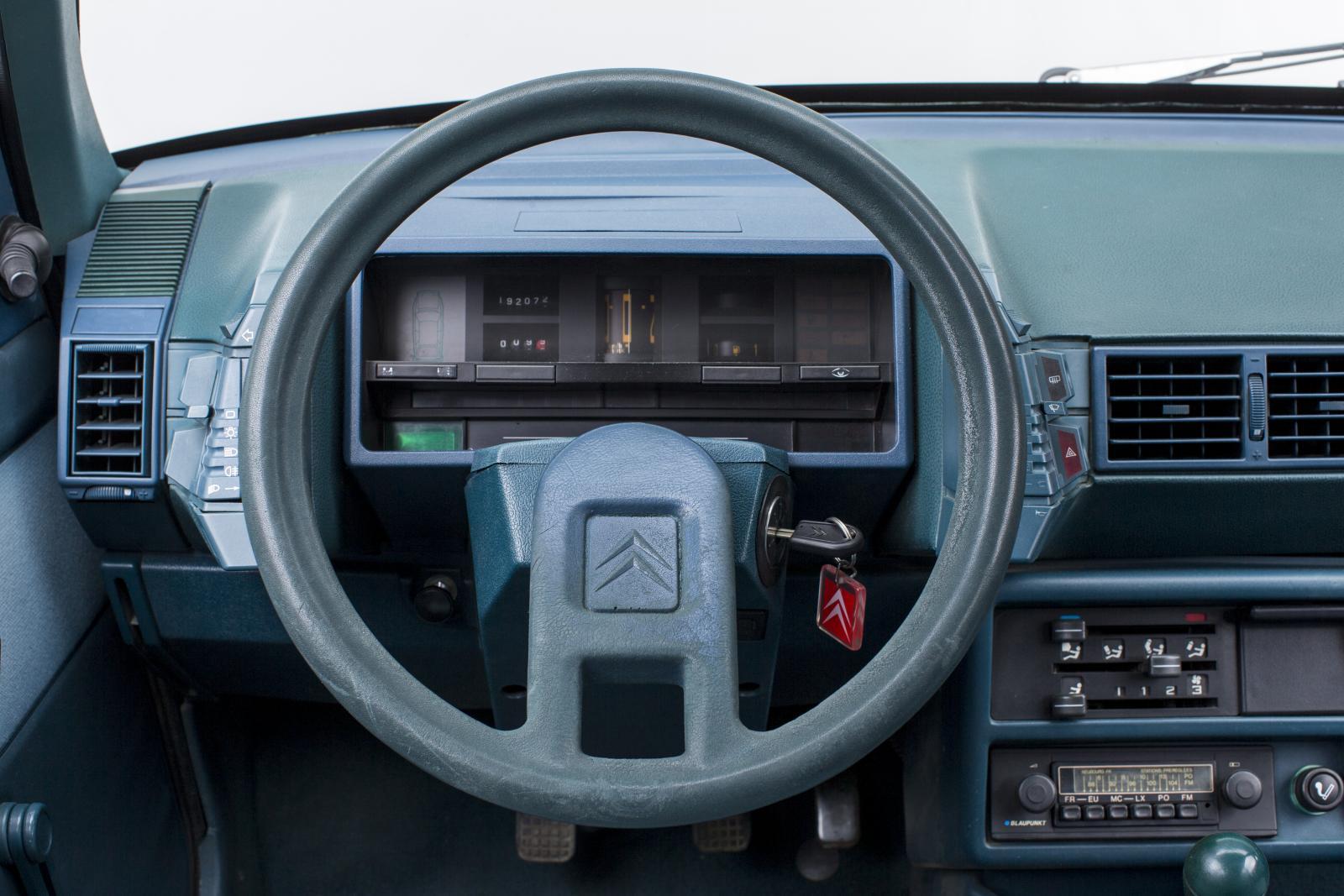 BX volant