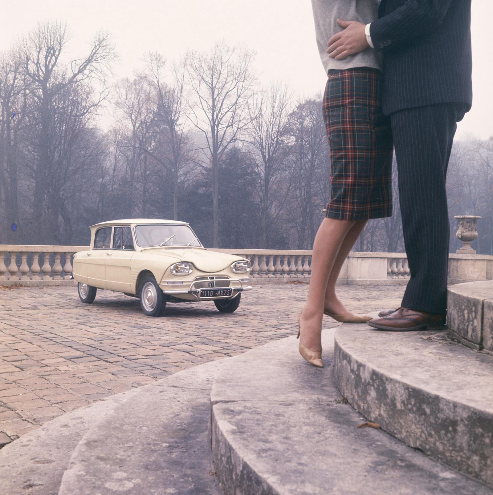AMI 6 Berline 1962