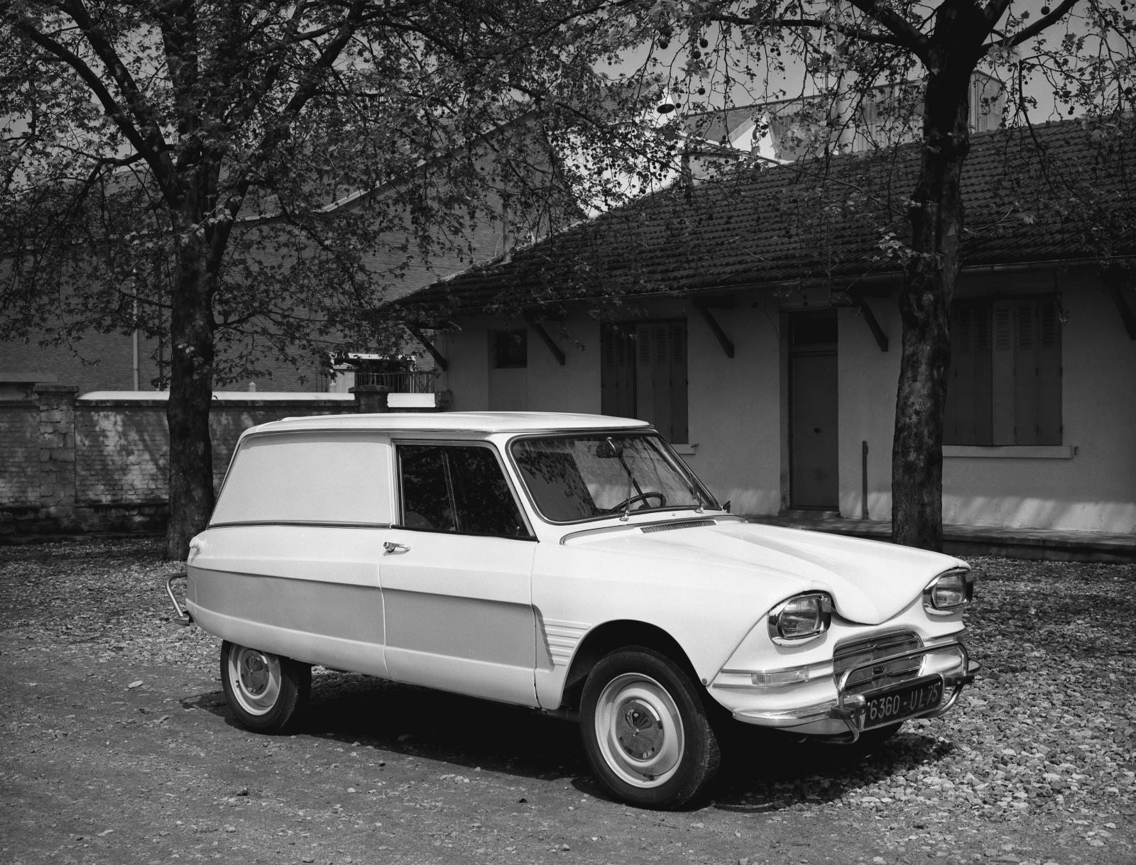 AMI 6 service 1967