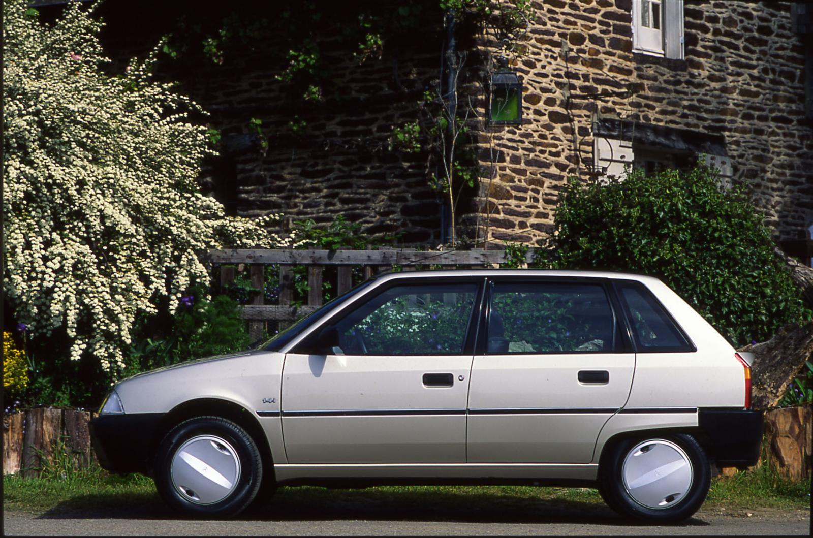 AX 1.4I 1992