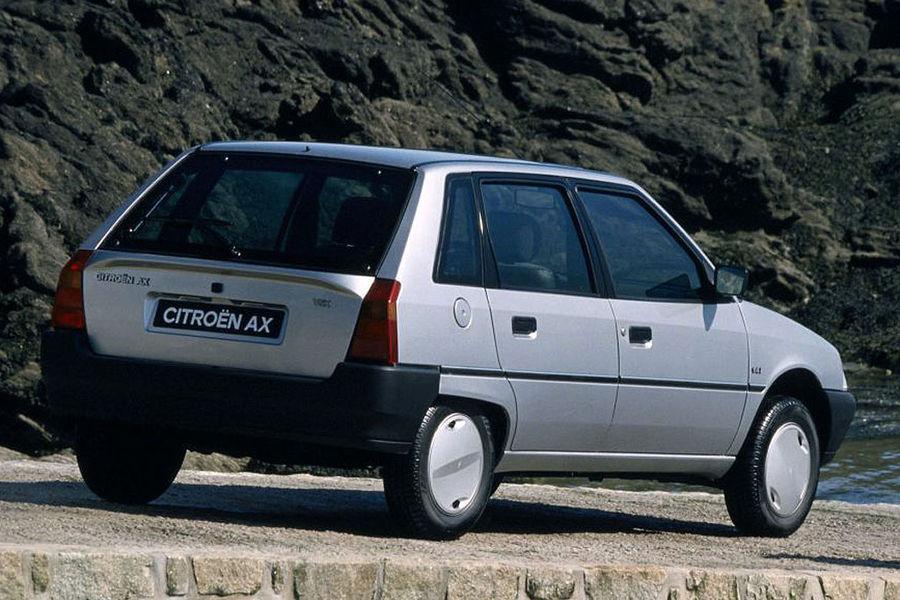 AX VSX 5 portes 1994