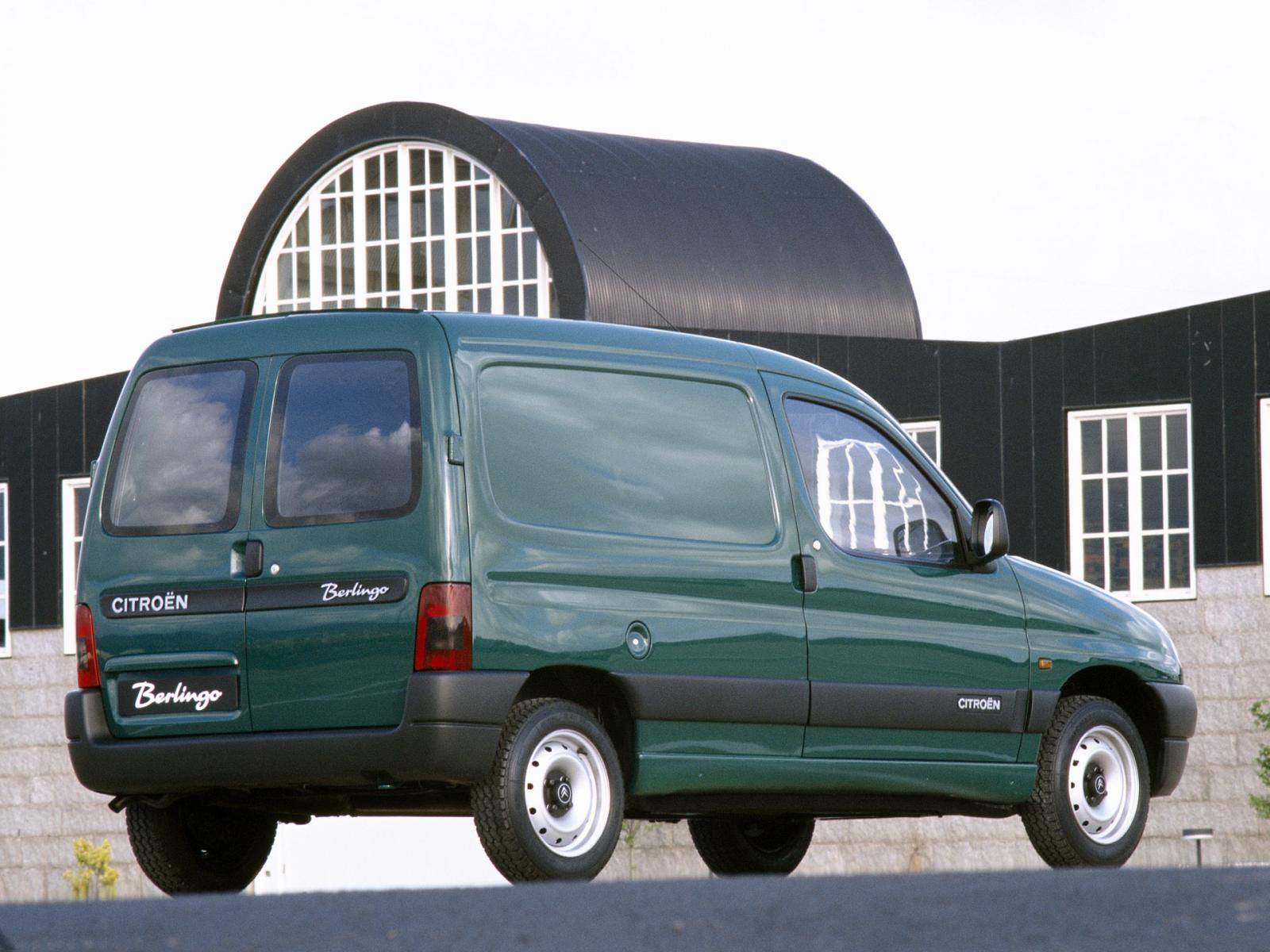 Berlingo VU 1996 modèle remplaçant le C15