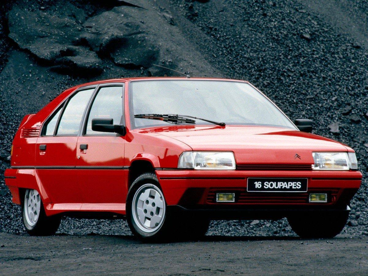 BX 19 GTi 16S