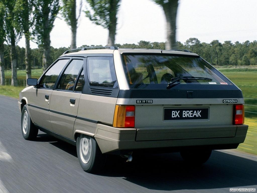BX 19 TRS Break