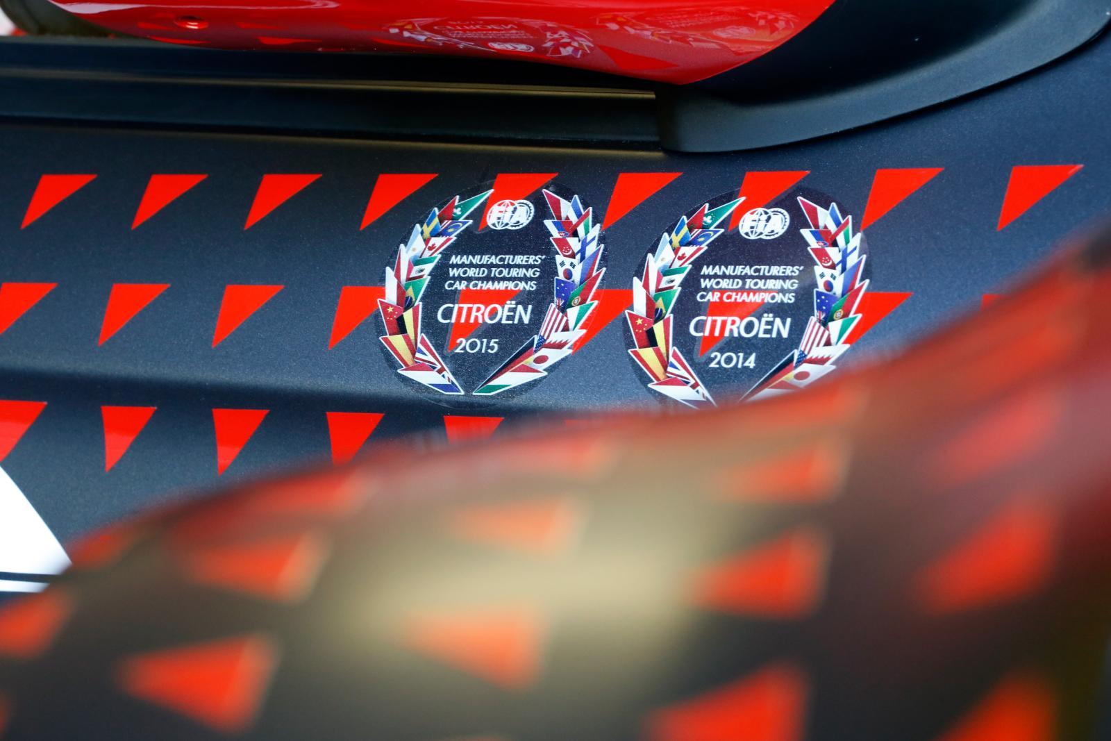 C-Elysée WTCC 2016 Prix championnats constructeurs