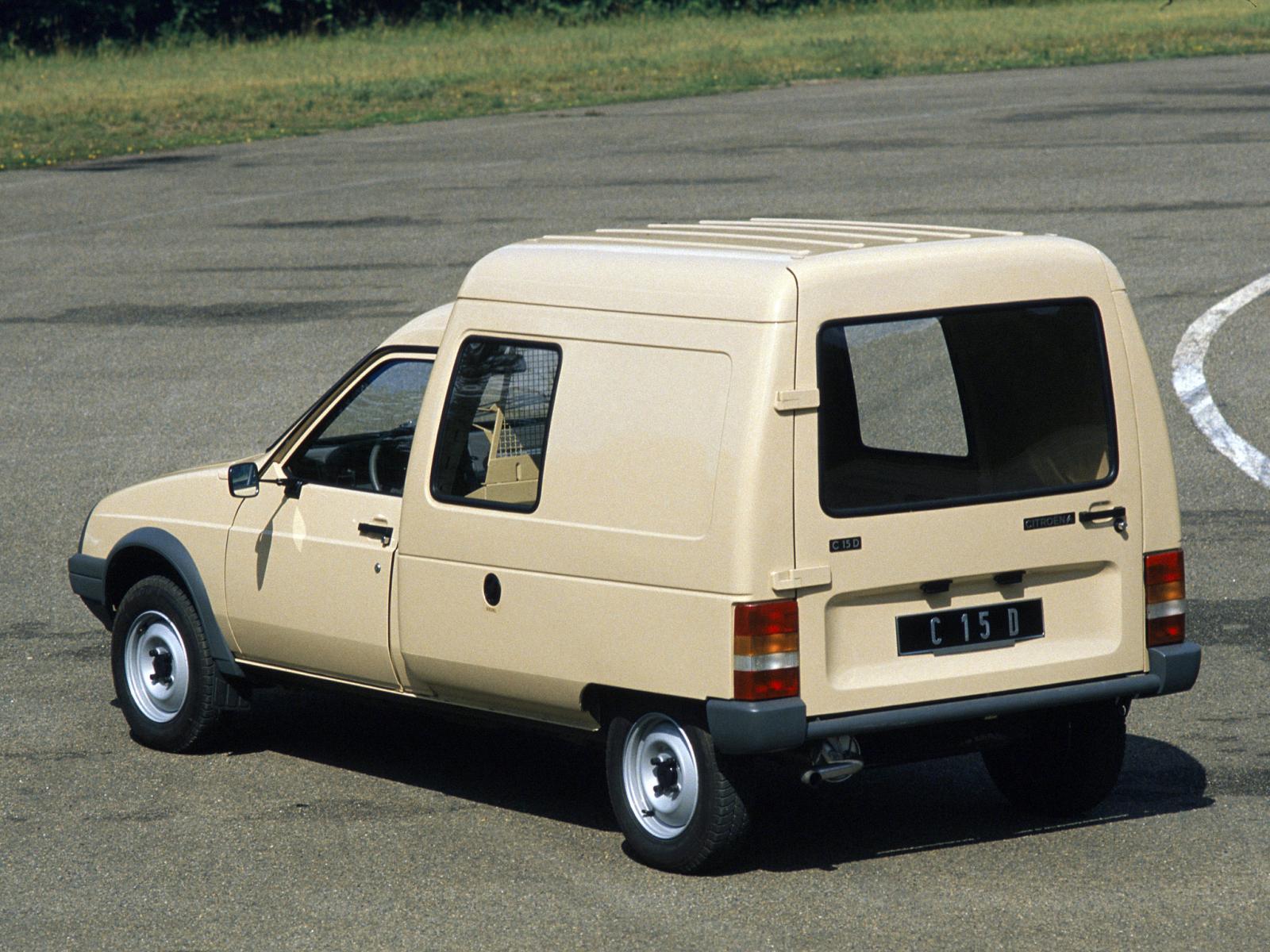 C15 1984 3/4 AR