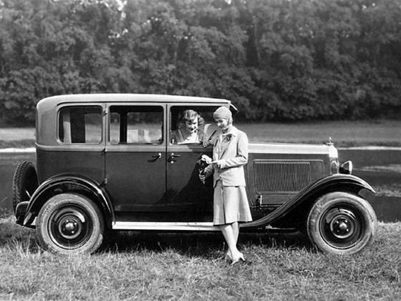 C4 1929 prédécesseur de la Rosalie