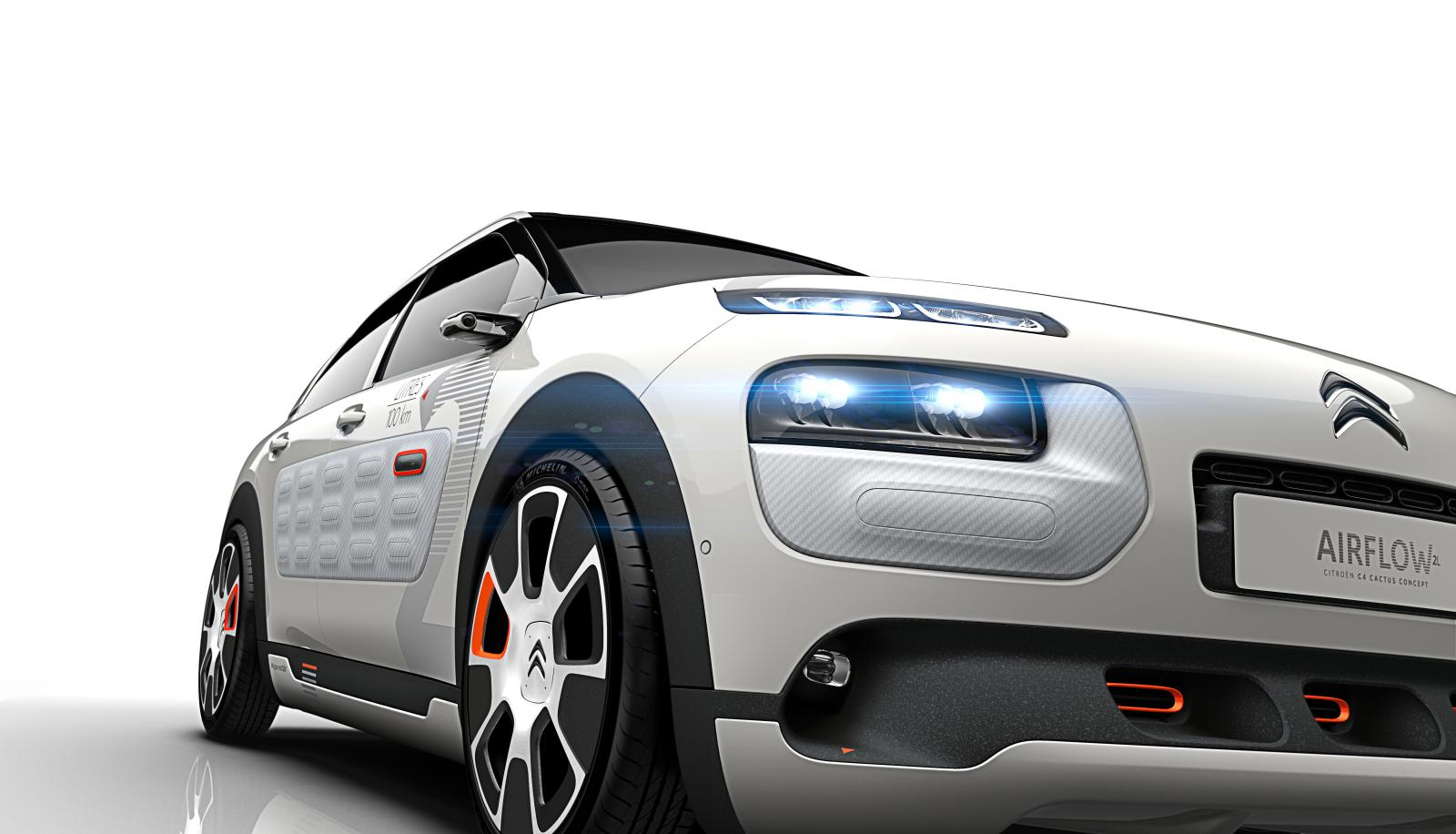 Concept-Car C4 Cactus Airflow 2014 zoom avant