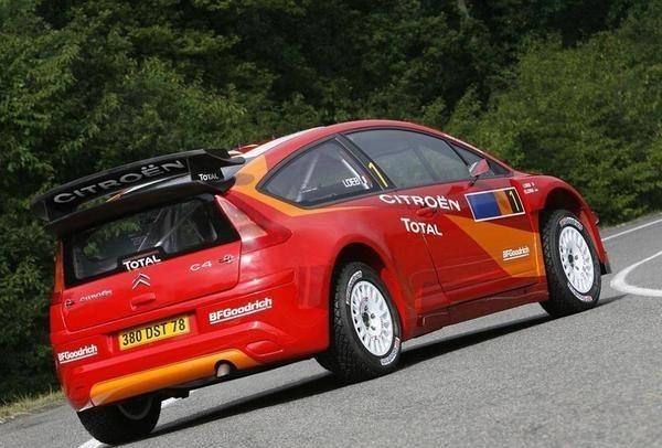C4 WRC 2004