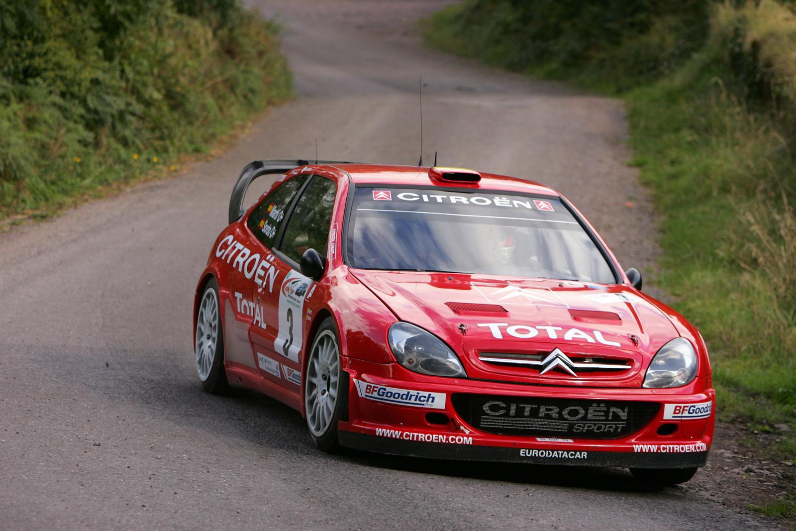 C4 WRC 2007