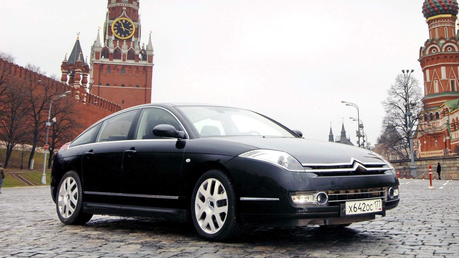 C6 2005 3/4 avant