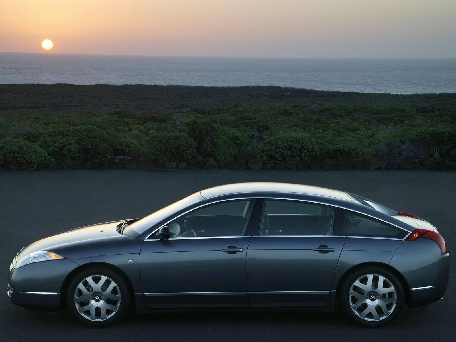 C6 V6 HDI exclusive 2005 profil