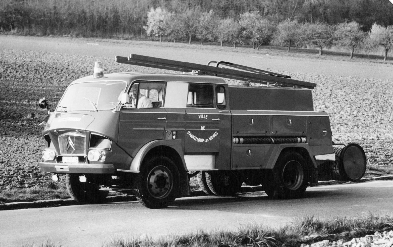 タイプ 350 トラック - 1967年