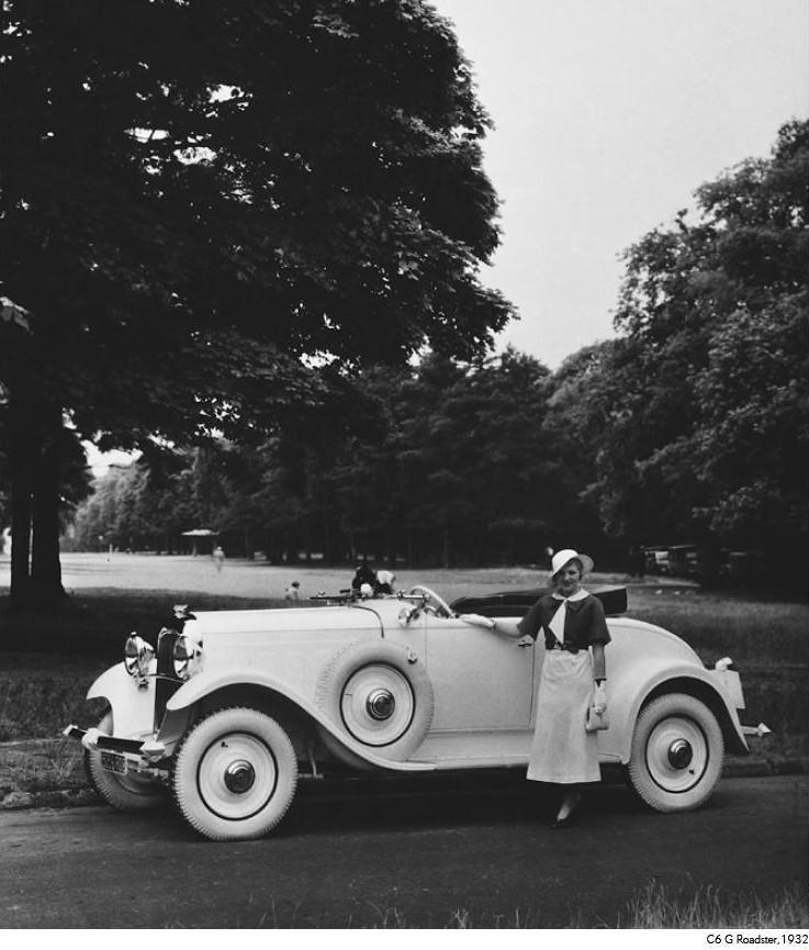 C6 G Roadster 1931