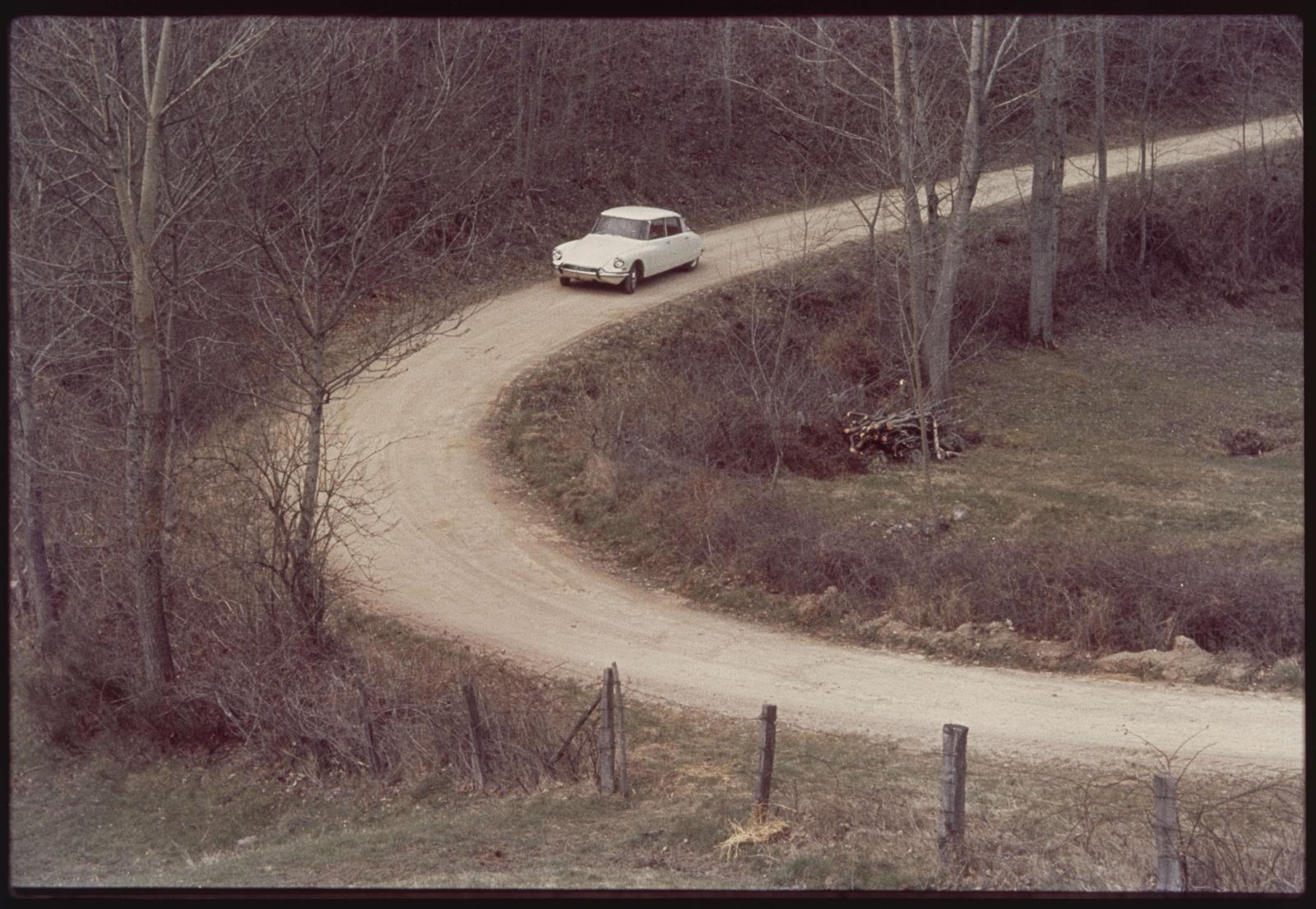 シトロエン DS 19 - 1963年