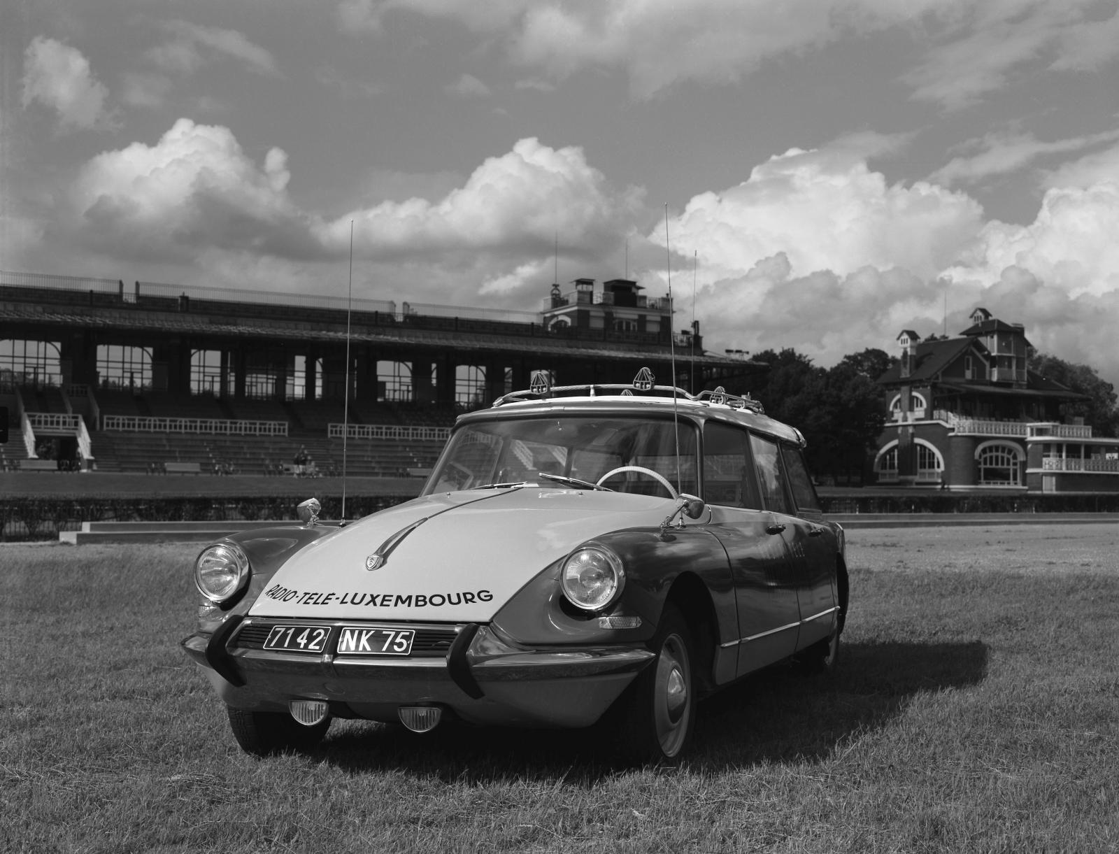 シトロエン DS 19 ワゴン - 広報車両 - 1963年