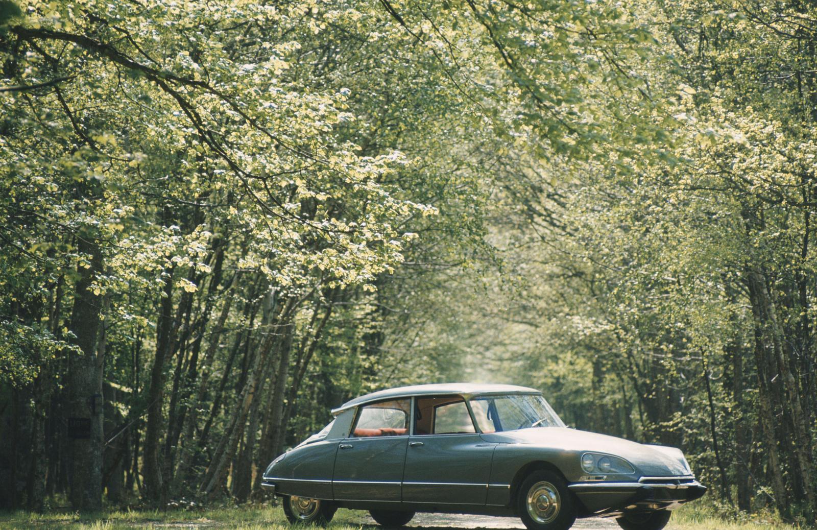 シトロエン DS 21 - 1968年