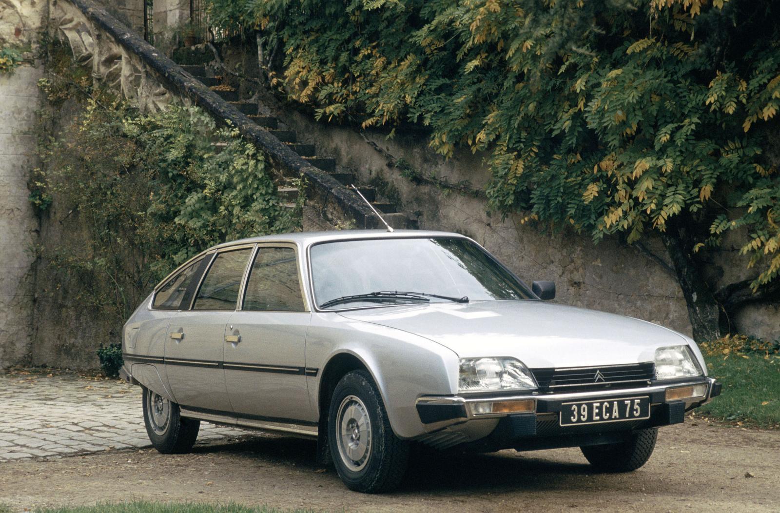 CX 20 TRE 1983 3/4 avant