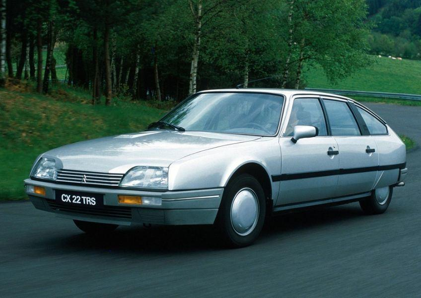 CX 22 TRS 1985