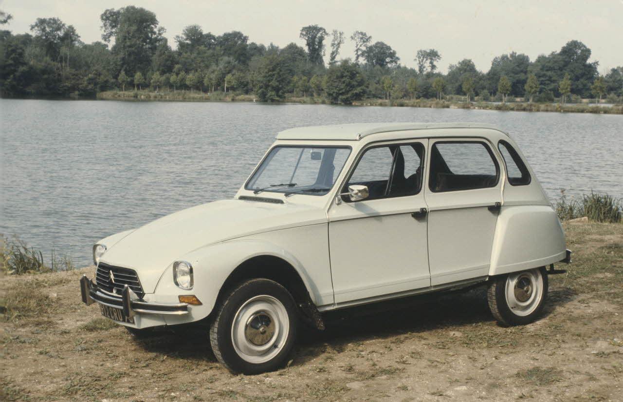 Dyane 6 1979