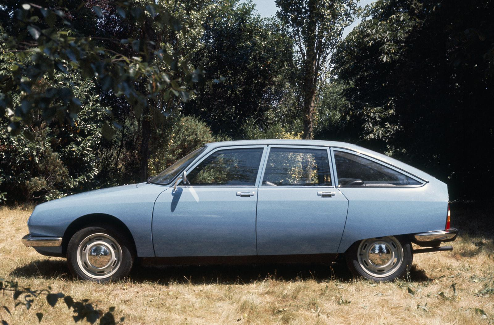 GS 1977 profil