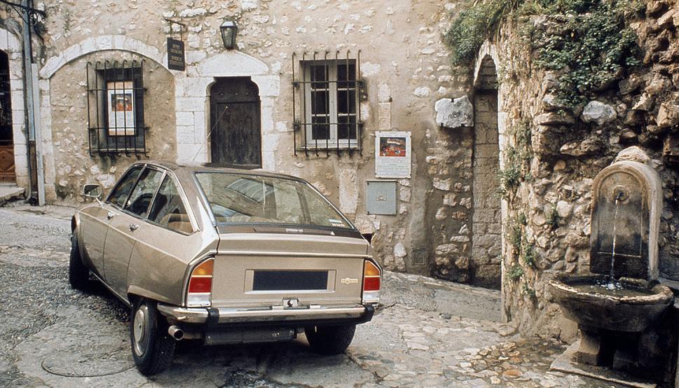 GS Birotor 1973 3/4 arrière