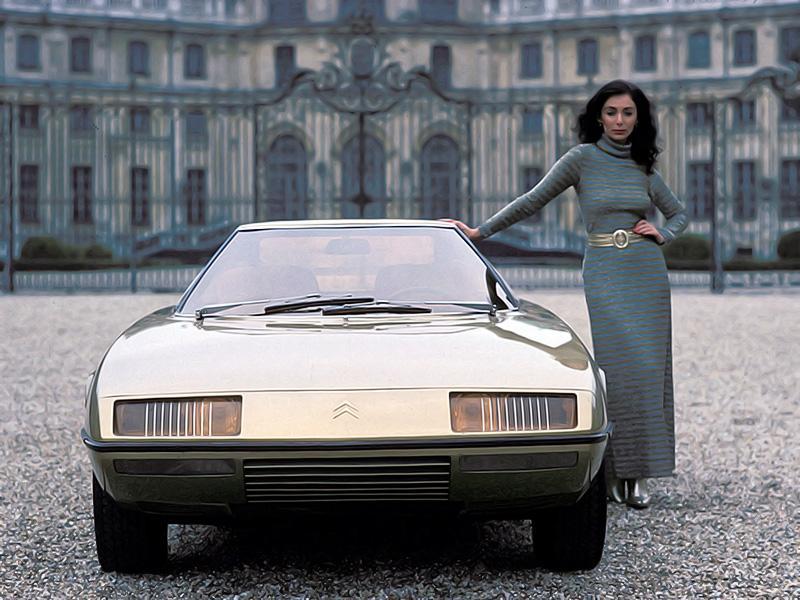 GS Camargue 1972 face avant