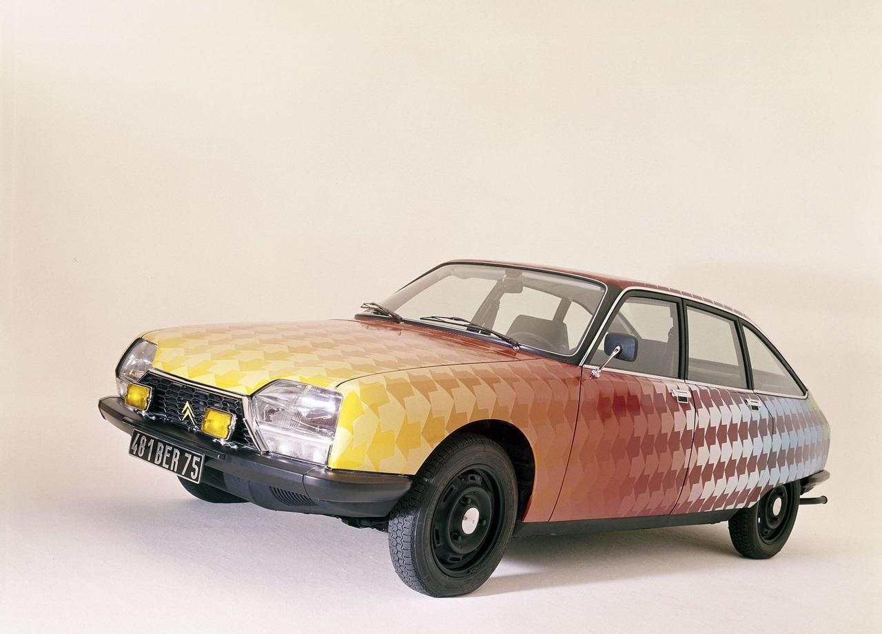 GS X2 par Jean Pierre Lihou 1976