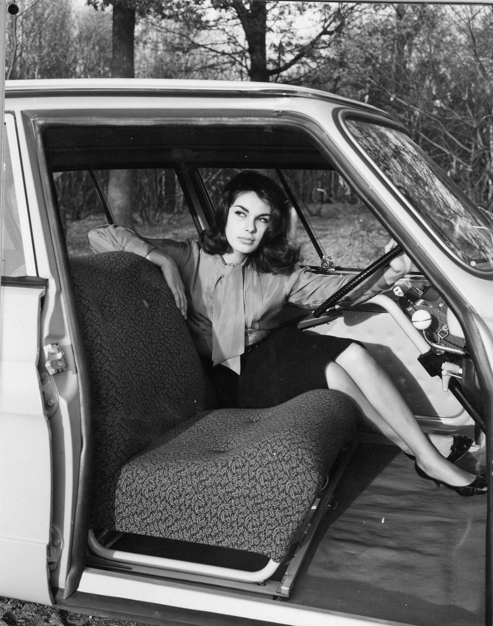 AMI 6 de 1962 intérieur