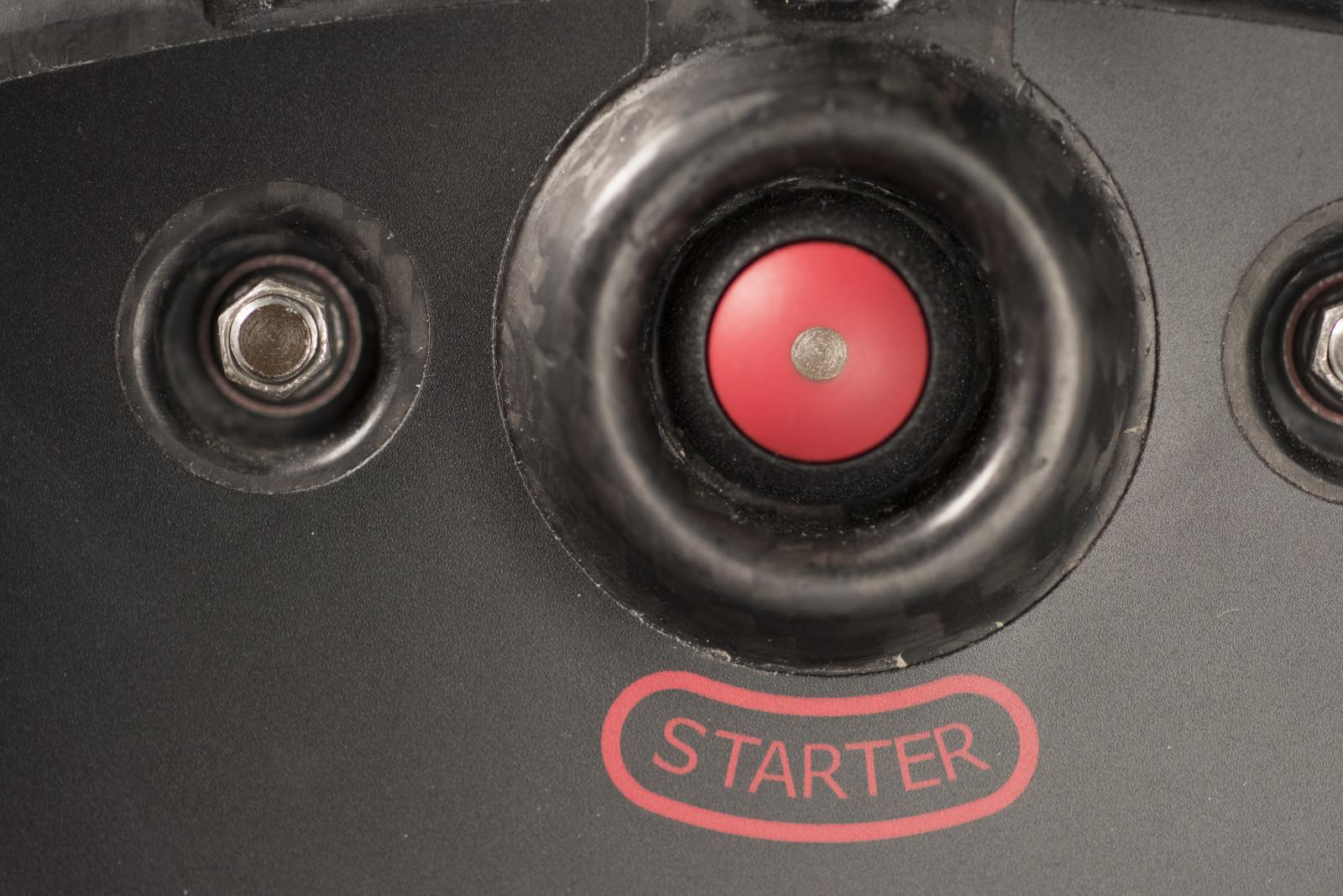 C3 WRC - コントロールボタン