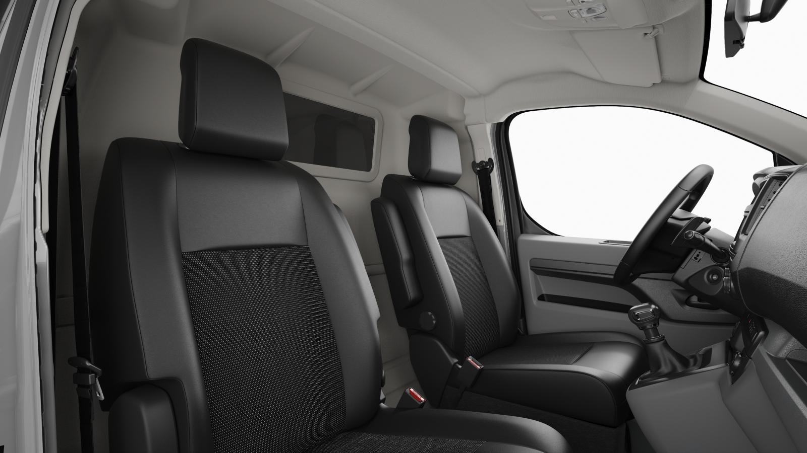 Jumpy 3ème génération 2016 intérieur cabine