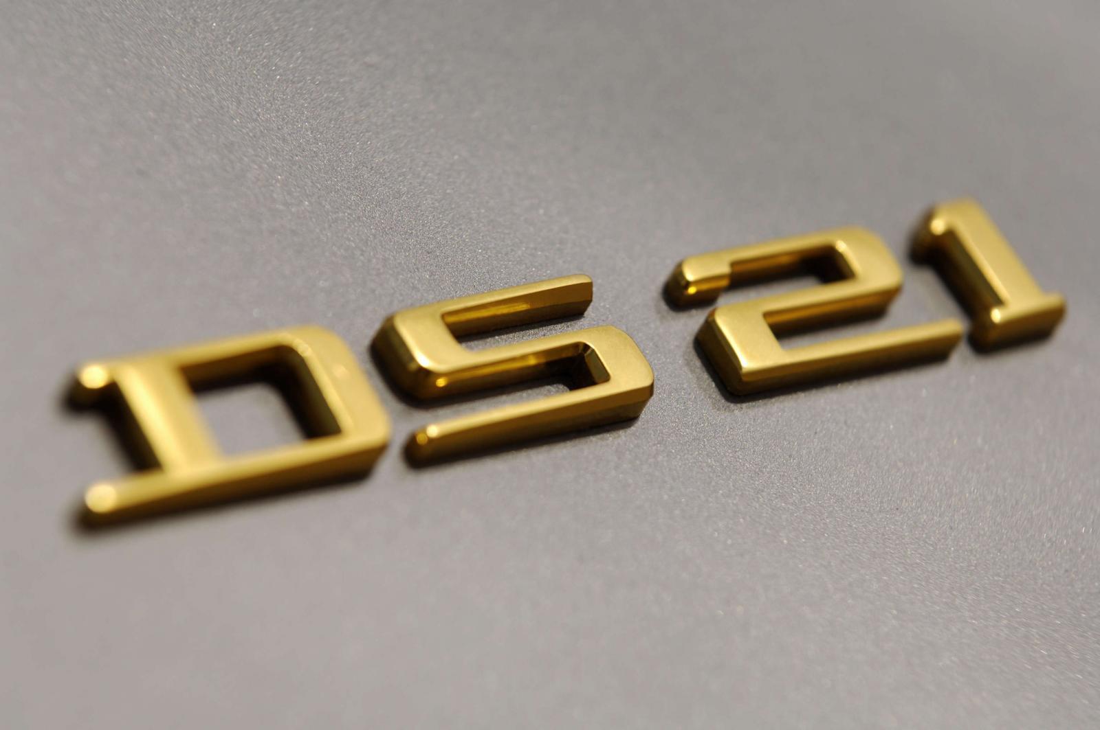 ロゴ DS 21
