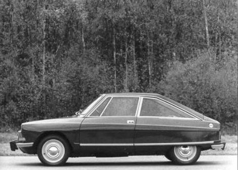 M35 1969 vue latérale