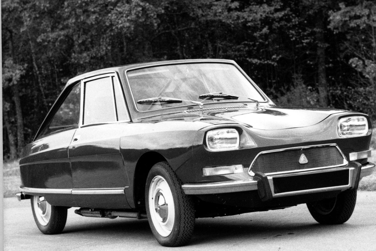M35 1970 3/4 avant