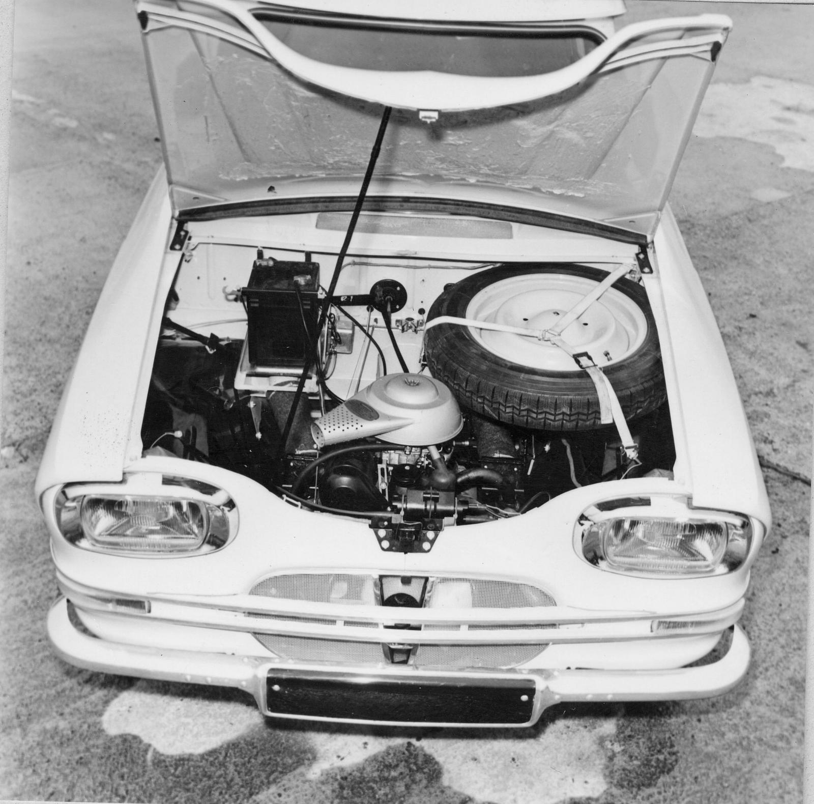 Moteur Ami 6 Pré-Série 1961