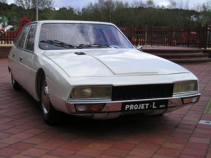 Prototype CX : Projet L