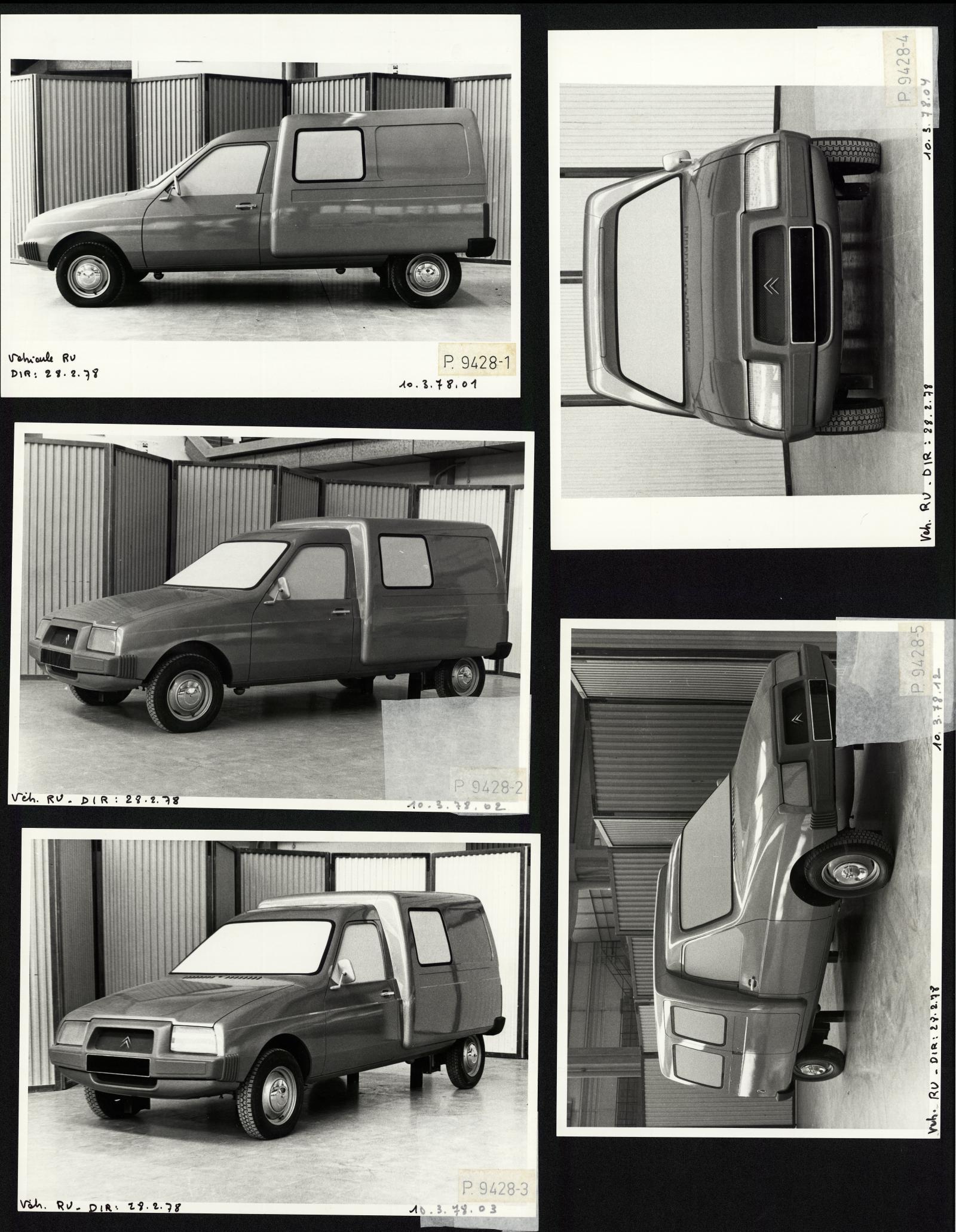 Prototype C15 1978