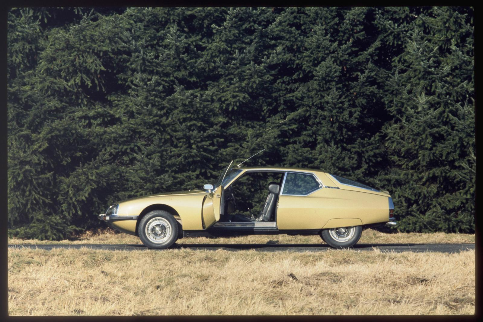 SMのルポルタージュ - 1970年