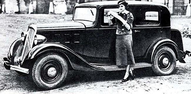 Rosalie 8 NH 1934