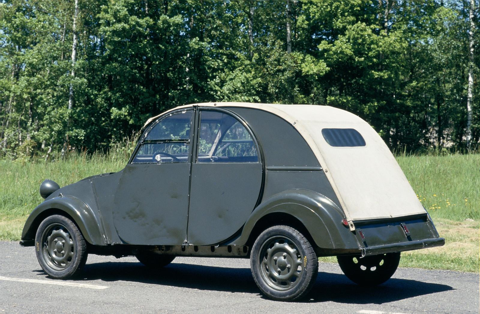 TPV 1936 3/4 arrière