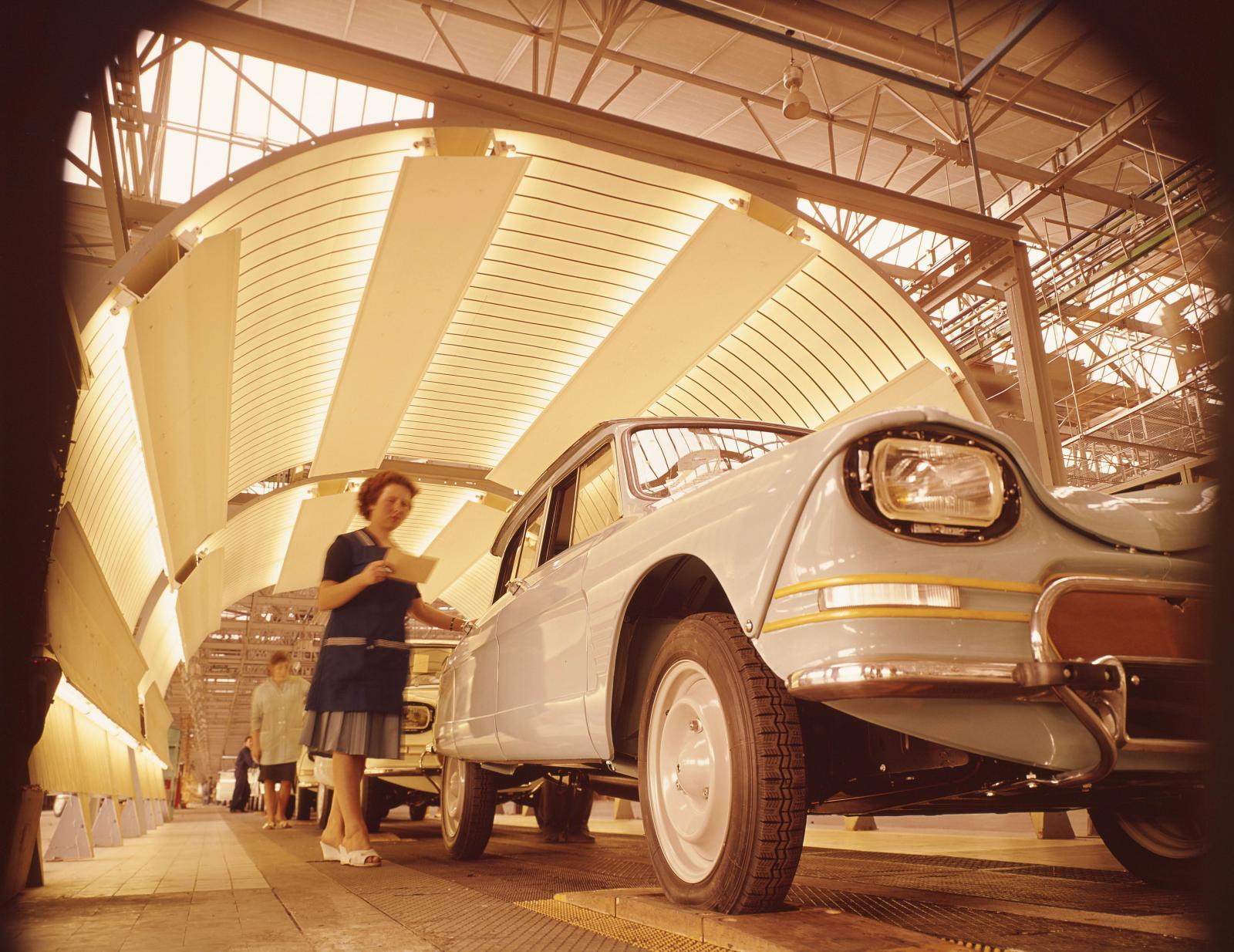 AMI Tunnel de contrôle Rennes 1965