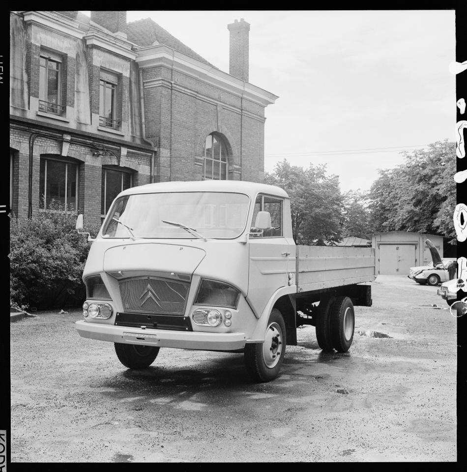 Citroën タイプ N